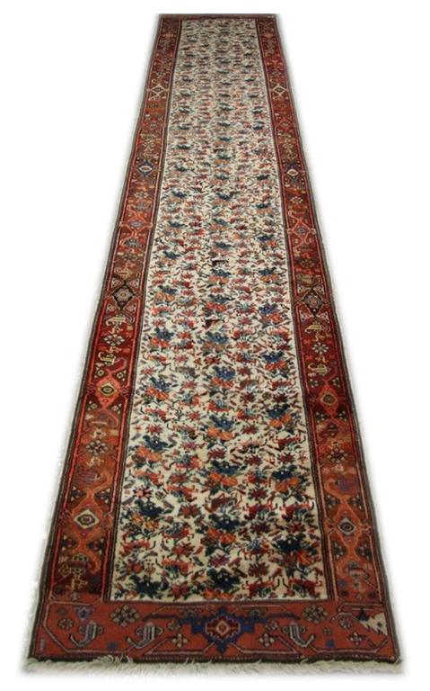 Antique Caucasian Karabagh rugs and runners, circa 1890. These oriental rugs runners were made in the south-eastern Caucasus close to the Kazak district and bordering north-eastern Iran. These Persian Runner rugs are exemplary in their quality and