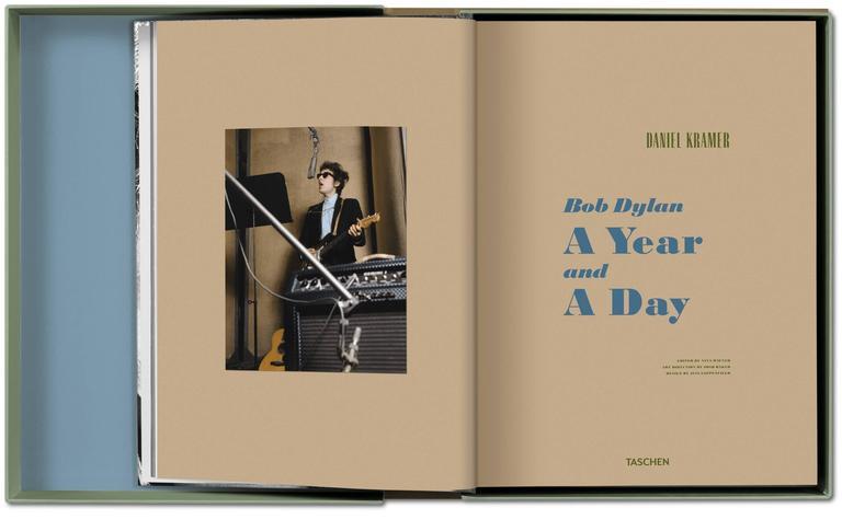 Contemporary Daniel Kramer Bob Dylan Art Edition No.101-200 'Bob Dylan Columbia Records For Sale