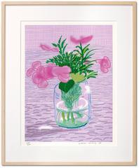 David Hockney, a Bigger Book, Art Edition a, No. 1–250