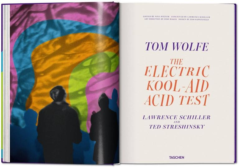 Contemporary Tom Wolfe, the Electric Kool-Aid Acid Test For Sale