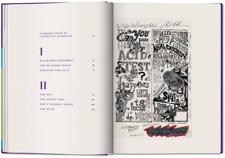Tom Wolfe, the Electric Kool-Aid Acid Test For Sale 1