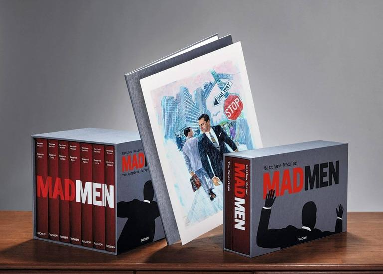 With its brilliant writing, spot-on acting, faultless art direction, and impeccable costume design, Mad Men is a landmark for cable television. Never before has a period series offered such compelling plotlines alongside such painstaking attention