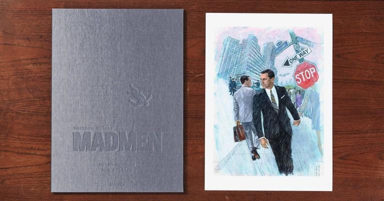 European Matthew Weiner, 'Mad Men', Art Edition A 'Script Edition' For Sale