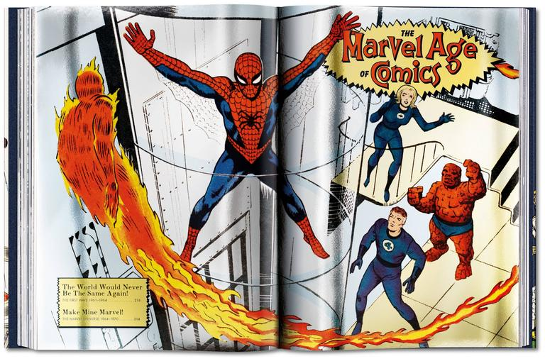 From the very first issue of pulp impresario Martin Goodman's Marvel Comics in 1939, the comic book creators of Marvel's Golden Age flipped the traditional fantasy script by placing the inhuman and the invincible into the real world. With the likes