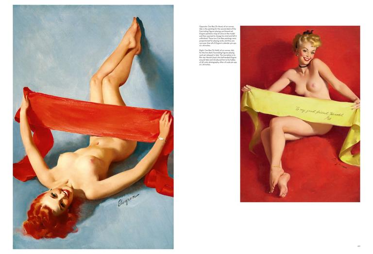 Contemporary The Art of Pin-Up For Sale