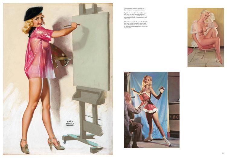 The Art of Pin-Up For Sale 1