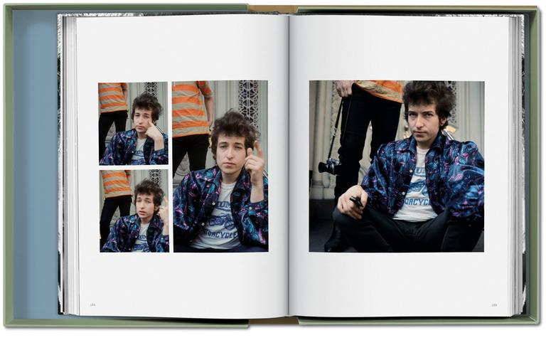 Bob Dylan: A Year and a Day by Daniel Kramer In Excellent Condition For Sale In Los Angeles, CA