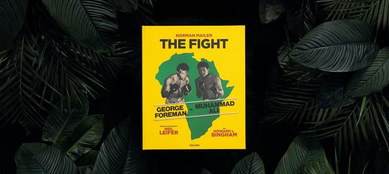 Hardcover in clamshell box. Measures: 14.4 x 17.3 in., 260 pages  On October 30, 1974, in Kinshasa, Zaire, at the virtual center of Africa, two African American boxers were paid five million dollars apiece to confront each other in an epic match.