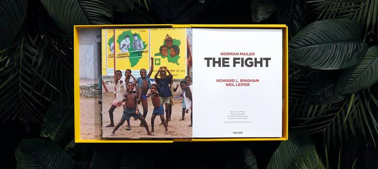 Norman Mailer, Neil Leifer, Howard Bingham: The Fight In Excellent Condition For Sale In Los Angeles, CA