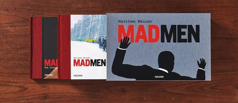 Contemporary Matthew Weiner, 'Mad Men', Art Edition A 'Script Edition' For Sale