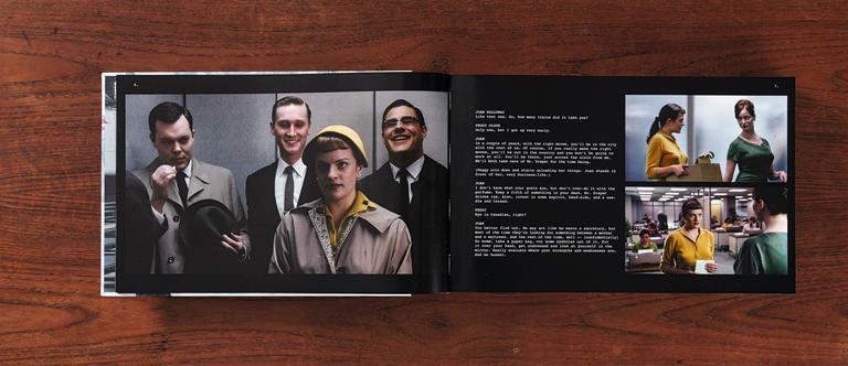Matthew Weiner, 'Mad Men', Art Edition A 'Script Edition' For Sale 1