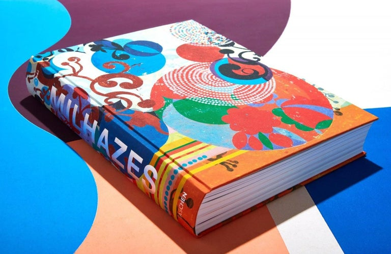 As vibrant as her unique visual language, this monograph presents the work of Beatriz Milhazes, the Brazilian painter who fuses modernist abstraction with the colors and light of her native country. With over 280 paintings, a long conversation