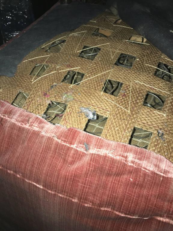 Rare Curved Sofa, Design Gio Ponti in 1940 6