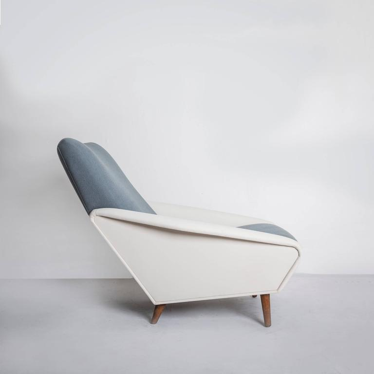 Model No. 807 Distex Lounge Chair by Gio Ponti 1