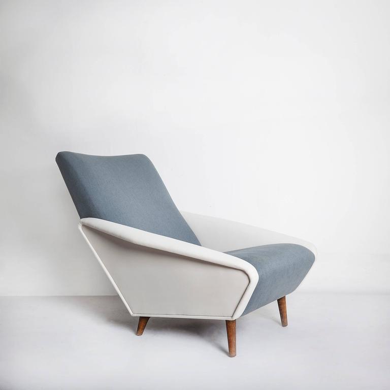 Model No. 807 Distex Lounge Chair by Gio Ponti 2