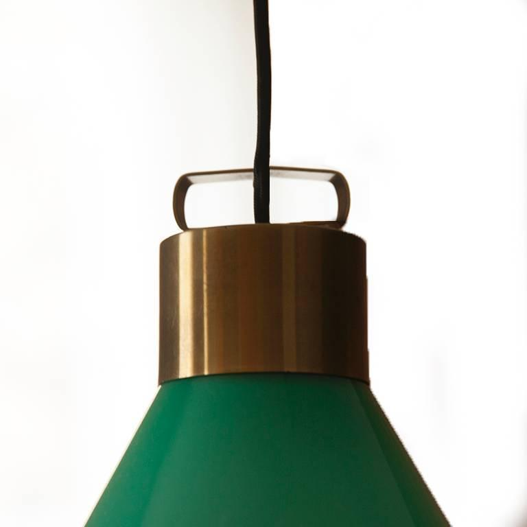 Glass Pendant by Peter Pelzel for Vistosi 5