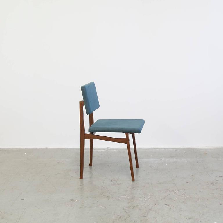 Set of Six 'Luisella' Chairs by Franco Albini 8