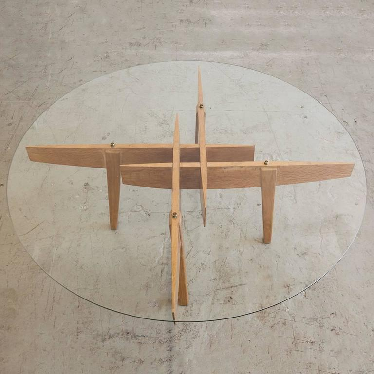 Coffee Table by Gio Ponti In Good Condition For Sale In Brooklyn, NY