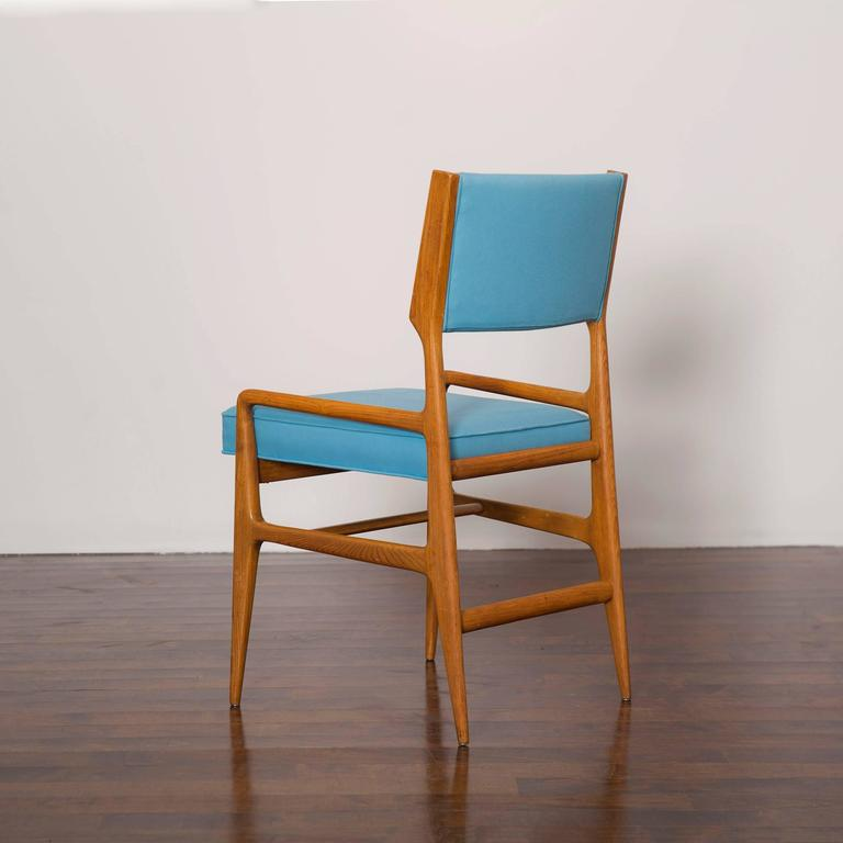 Set of Six Dining Chairs by Gio Ponti 3
