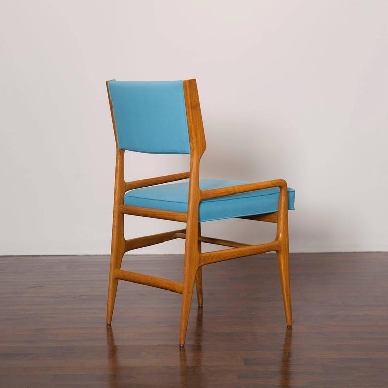 Set of Six Dining Chairs by Gio Ponti 5