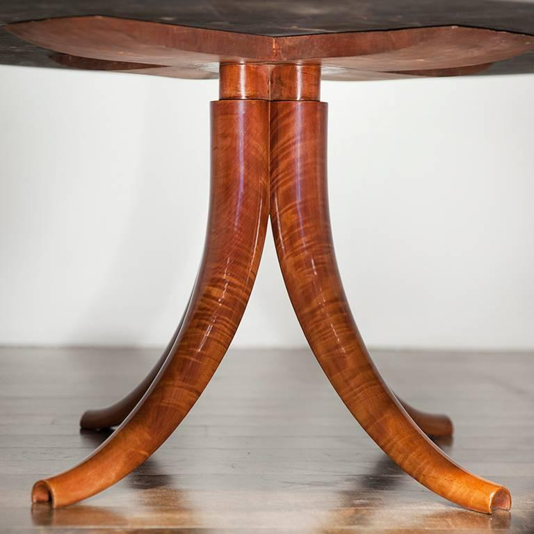 Italian Rare Coffee Table by Pietro Chiesa for Fontana Arte For Sale