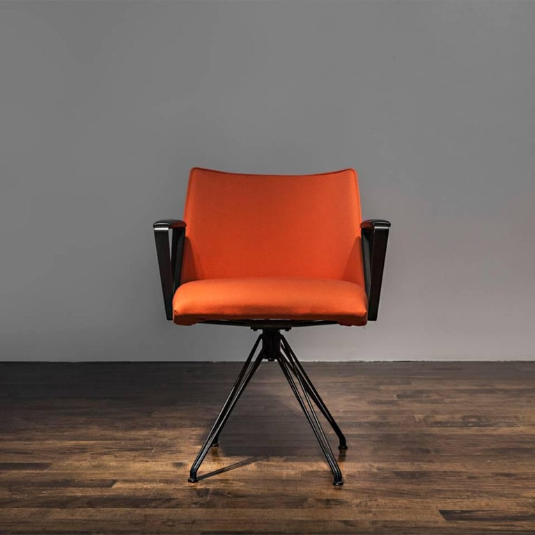 P99 Desk Chair by Osvaldo Borsani 2