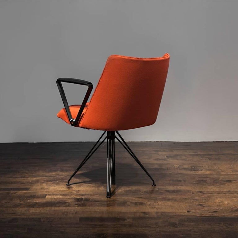 P99 Desk Chair by Osvaldo Borsani 6