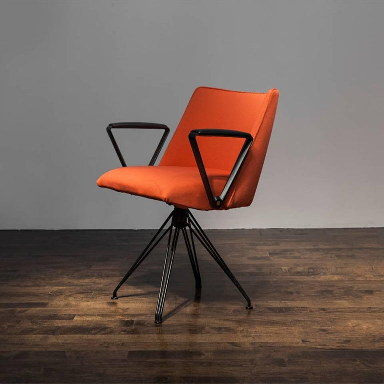 P99 Desk Chair by Osvaldo Borsani 8