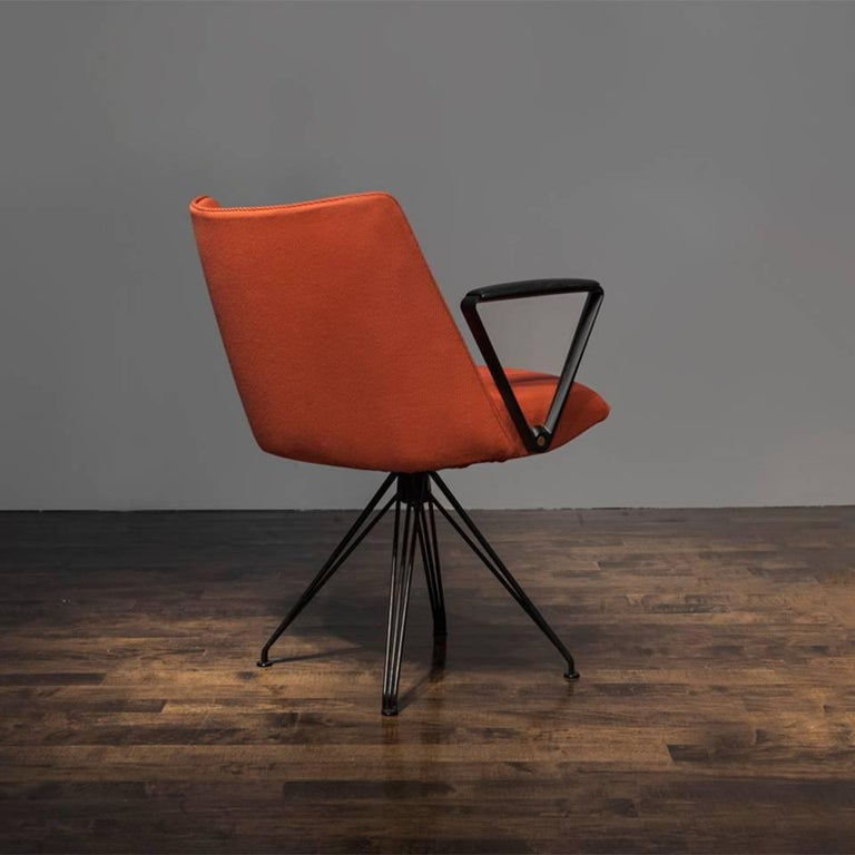 P99 Desk Chair by Osvaldo Borsani 4