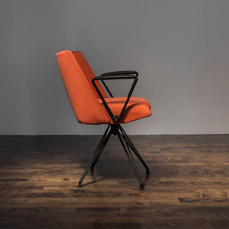 P99 Desk Chair by Osvaldo Borsani 3