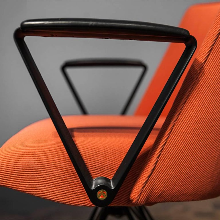 P99 Desk Chair by Osvaldo Borsani 9