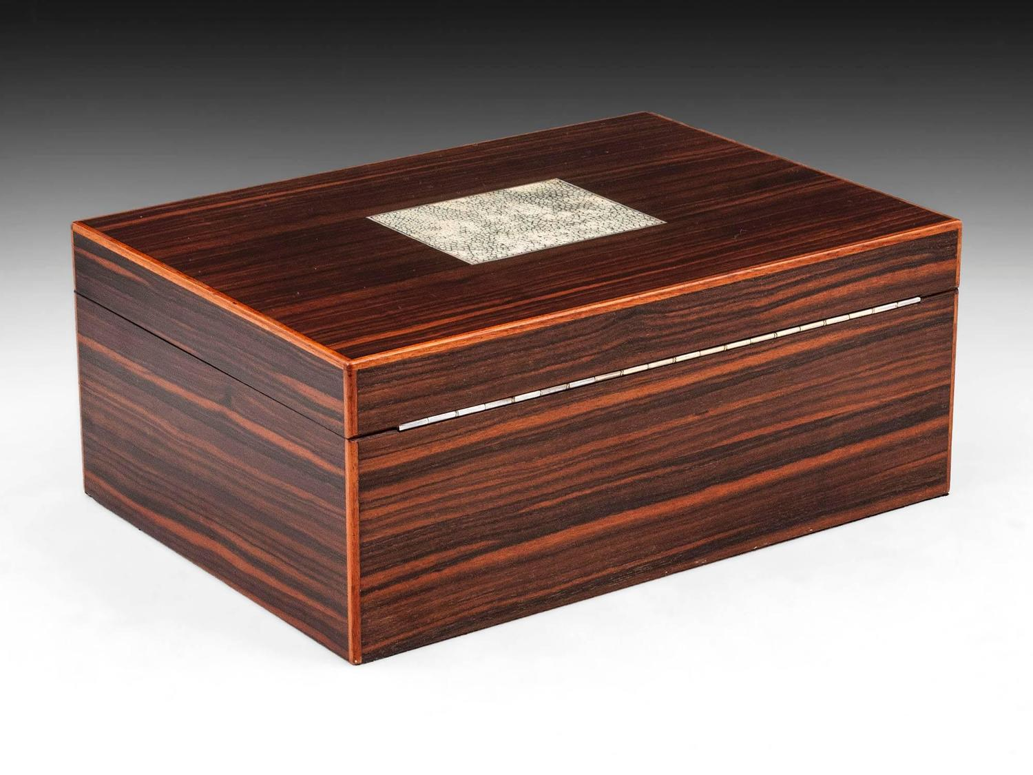 Dunhill Cigar Humidor For Sale at 1stdibs #A54726