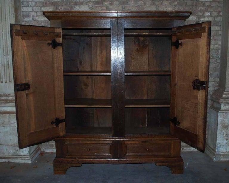 19th Century Oakwood Cabinet For Sale 2