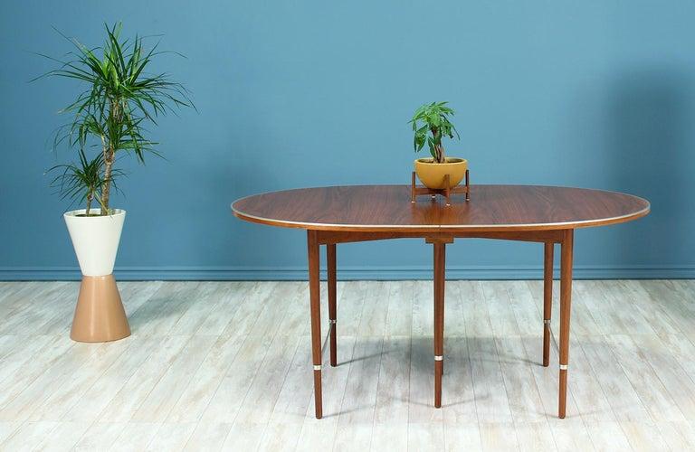 "Paul McCobb ""Connoisseur"" Dining Table for H. Sacks & Sons For Sale 6"