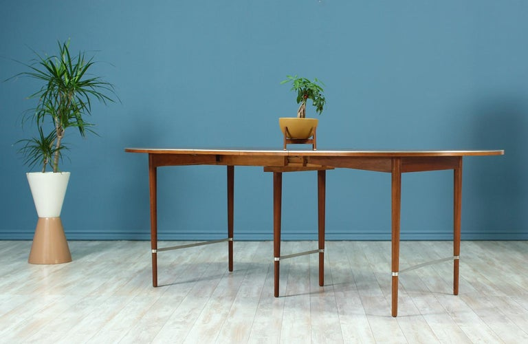 """Mid-20th Century Paul McCobb """"Connoisseur"""" Dining Table for H. Sacks & Sons For Sale"""