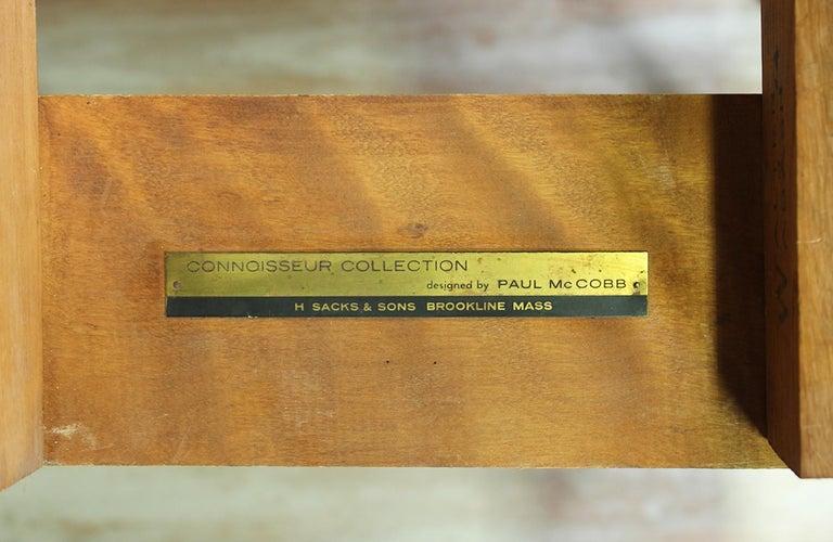 "Paul McCobb ""Connoisseur"" Dining Table for H. Sacks & Sons For Sale 5"