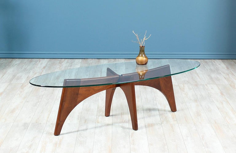 Mid-Century Modern Adrian Pearsall Coffee Table for Craft Associates For Sale