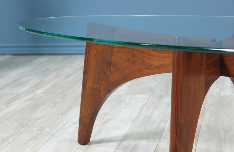 Adrian Pearsall Coffee Table for Craft Associates In Excellent Condition For Sale In Los Angeles, CA