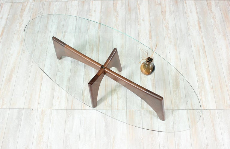 Adrian Pearsall Coffee Table for Craft Associates For Sale 1