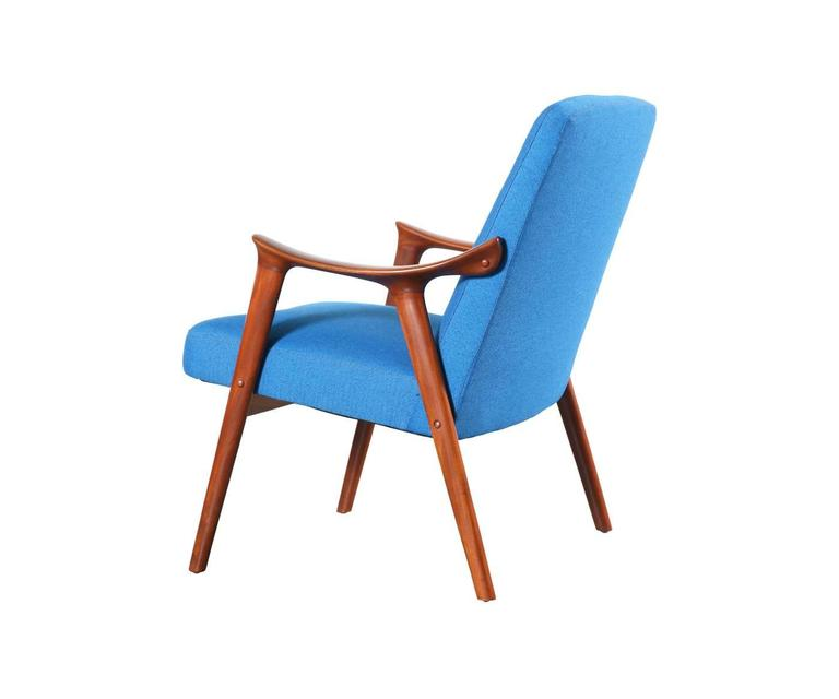 Norwegian Rolf Rastad and Adolf Relling Lounge Chair for Lenestolfabrikk