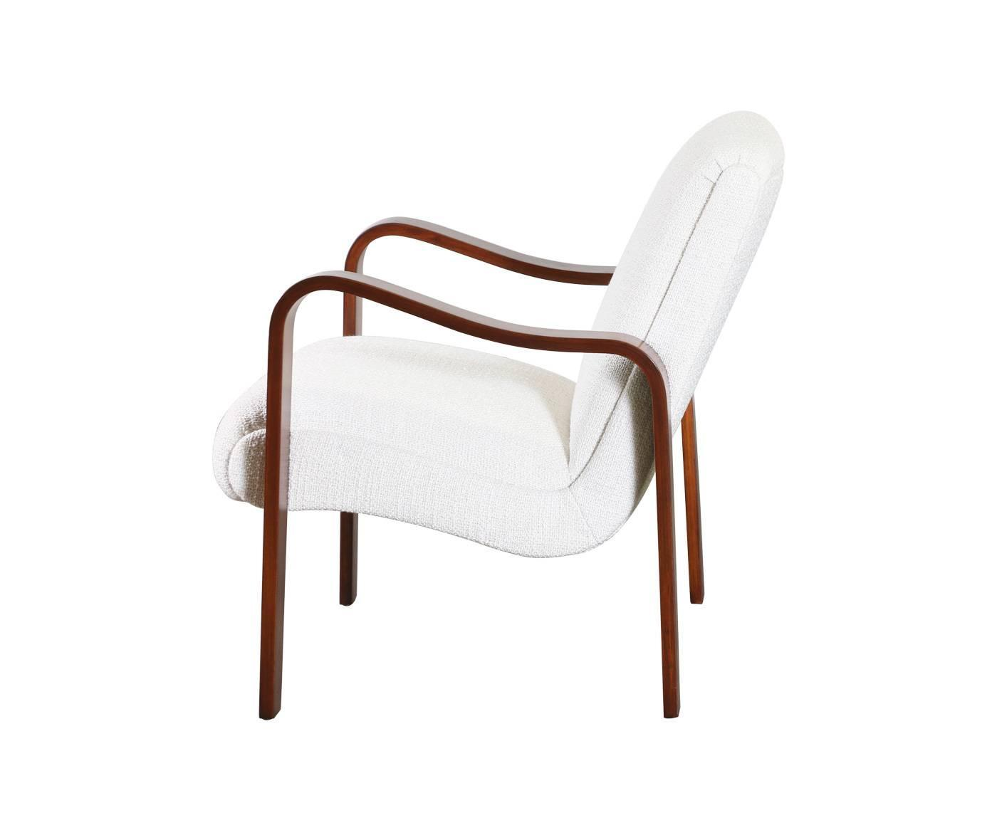 Midcentury Bentwood Lounge Chairs By Thonet For Sale At 1stdibs