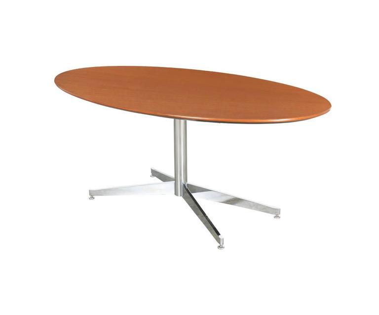 Knoll Table Oval Dimension Ciabizcom : 2l from ciabiz.com size 768 x 640 jpeg 10kB