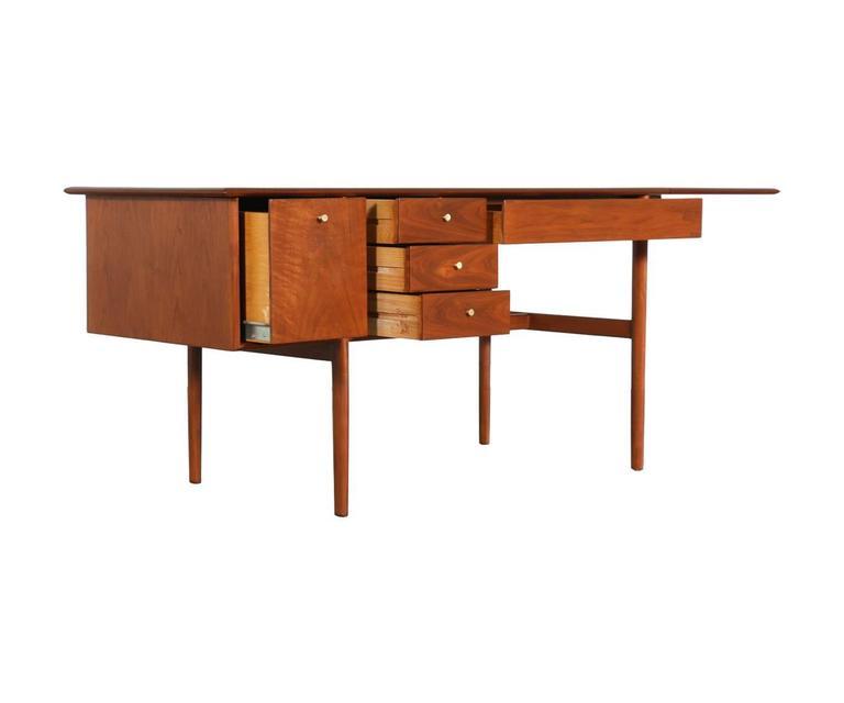 Barney Flagg Parallel Expanding Writing Desk For Drexel