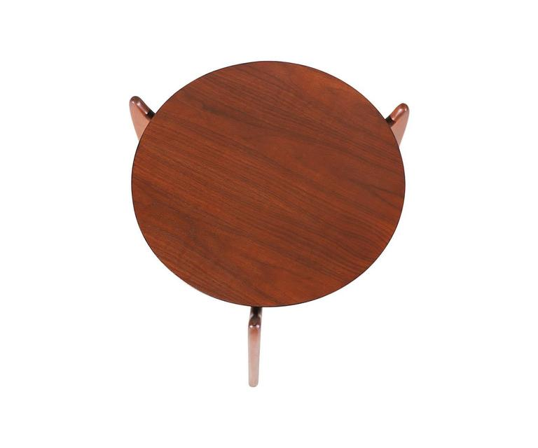 Mid-Century Modern Adrian Pearsal Model-2496 Side Table for Craft Associates