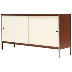 """Paul McCobb """"Linear Group"""" Credenza for Calvin Furniture"""