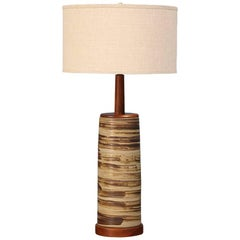 Jane & Gordon Martz Table Lamp for Marshall Studios