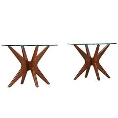 """Adrian Pearsall """"Jax"""" Side Tables for Craft Associates"""