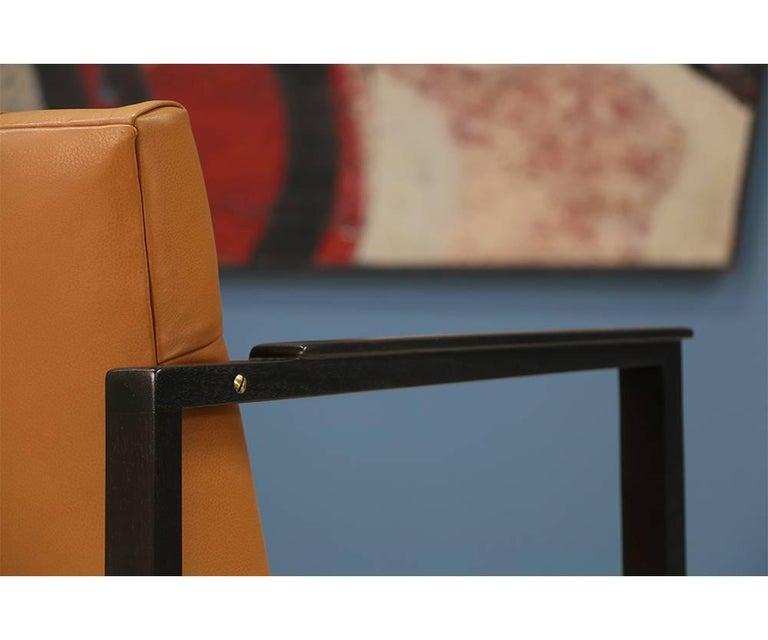 Edward J. Wormley Tufted Lounge Chair for Dunbar 6