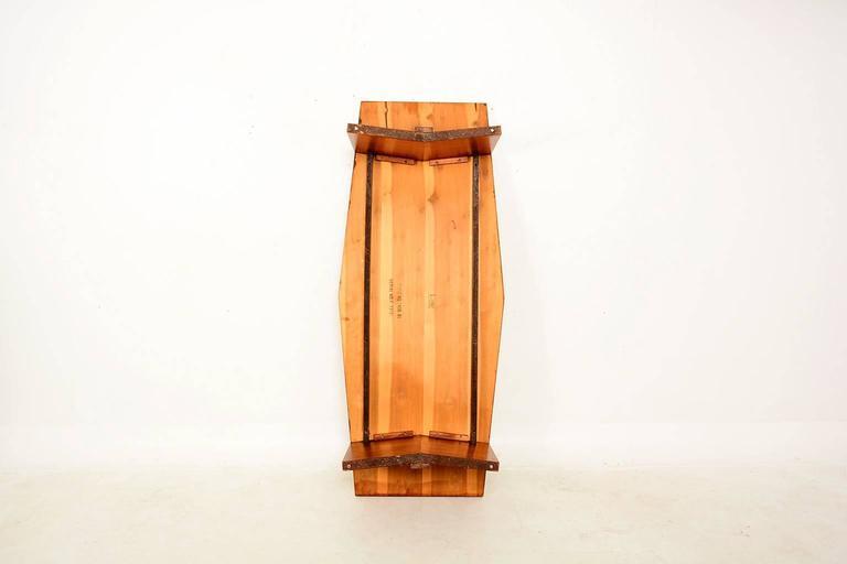 American Rare Mid-Century Modern Lane Coffee Table For Sale