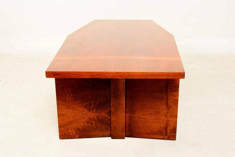 Mid-20th Century Rare Mid-Century Modern Lane Coffee Table For Sale